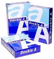 quality double A copy paper