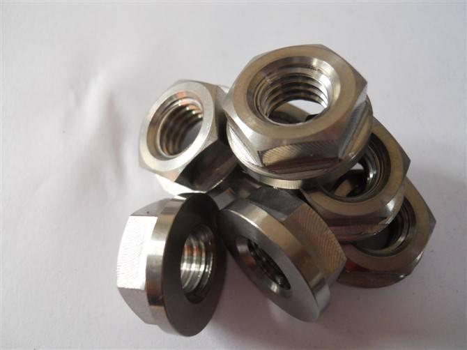 titanium Fasteners Titanium screw Titanium bolt