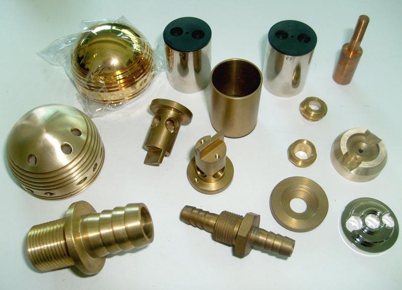 cnc metal cutting precision parts