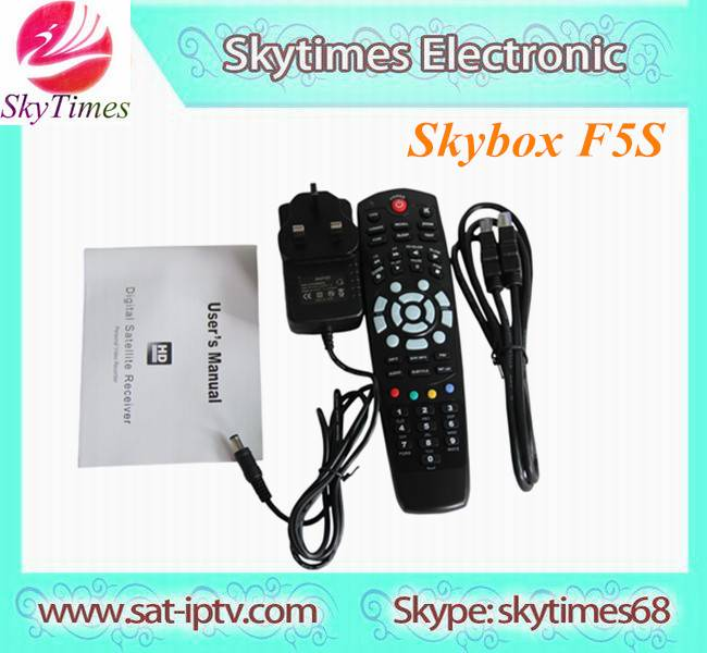 sky box decoder Original receiver Skybox F5 cccam, skybox f5s UK