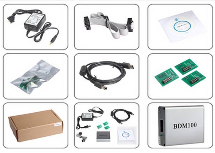 BDM100 ECU Programmer Universal Code Reader BDM 100 V1255 ECU Flasher Chip Tuning Tool