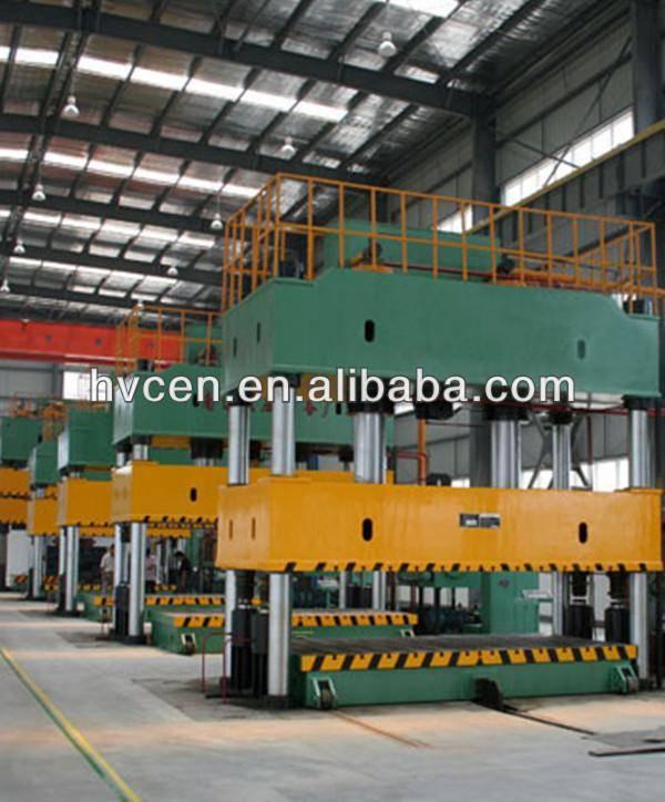 Single action 1000 ton Hydraulic Press