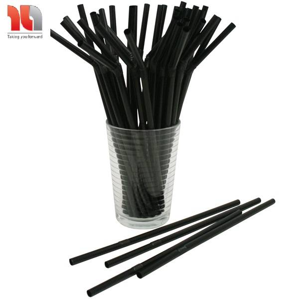 Plastic Drinking Straws - 100%PP, Qualified, Various in Sizes and Colors!