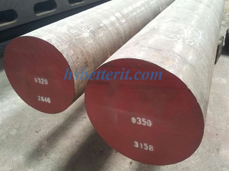 Hot Work Tool Steel 1.2714/SKT4 Steel Round Bars