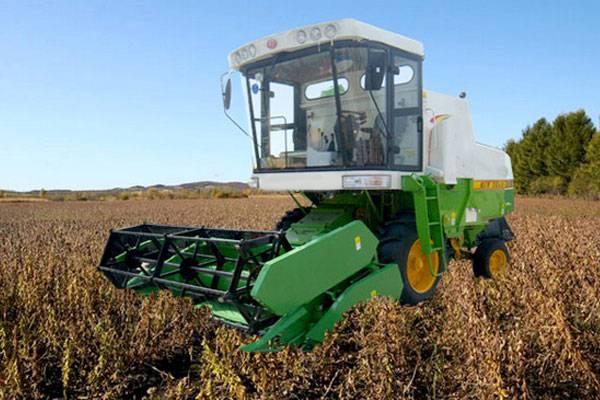4LZ3.0 Wheat /Rice Combine Harvester
