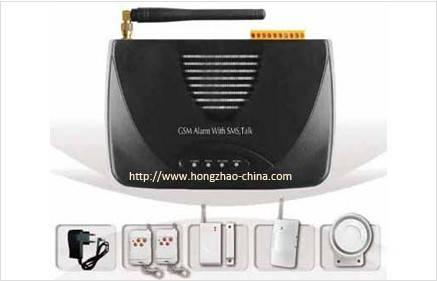 GSM Alerm System