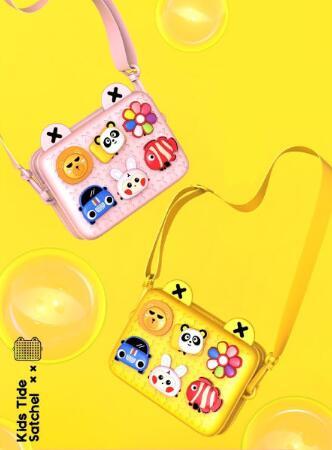 Cartoon Design Children's School Bag/Children Students High Quality Children's School Bag