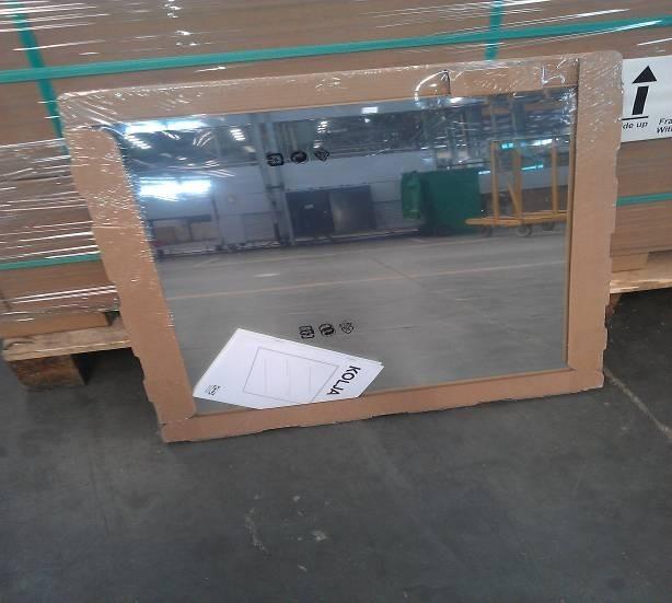 IKea's standard of Lead free mirror for bathroom