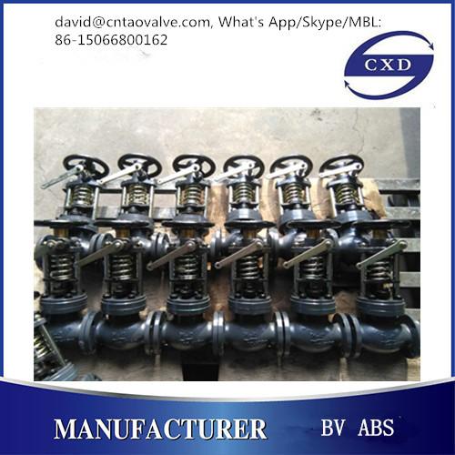 JIS cast steel emergency shut-off valve
