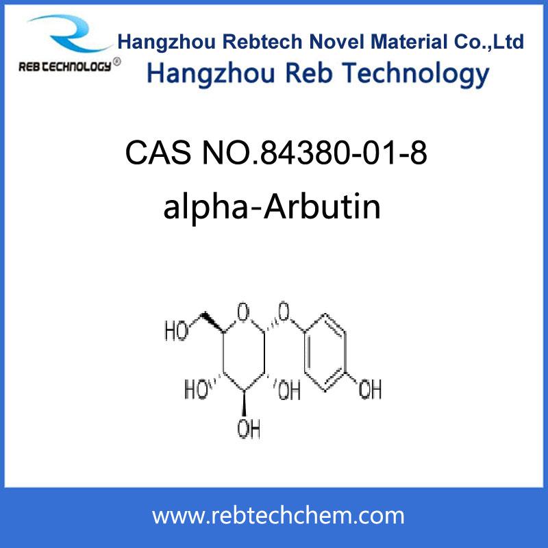 REBTECH alpha-Arbutin CAS NO.84380-01-8 supplier