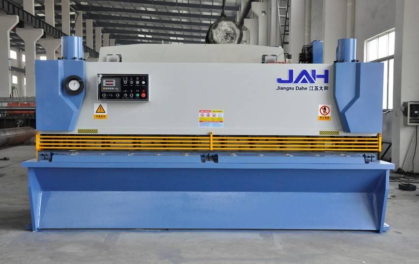 Hydraulic guillotine shearing machine QC11Y-6x2500