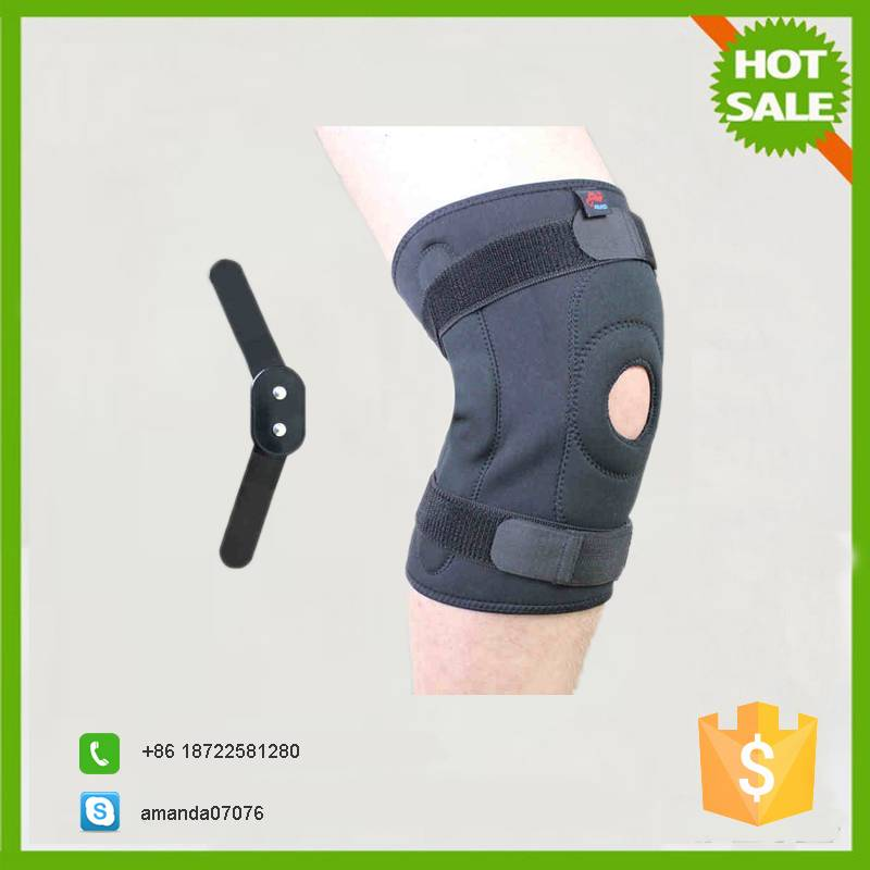 Sports protect knee supports