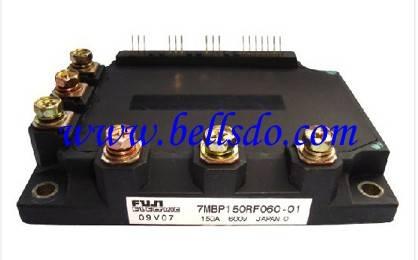 7MBP150RF060-01 Igbt transistor module