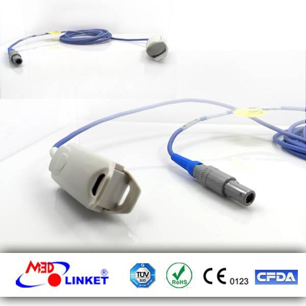 Direct Connect Reusable SpO2 Sensor S0029B-L