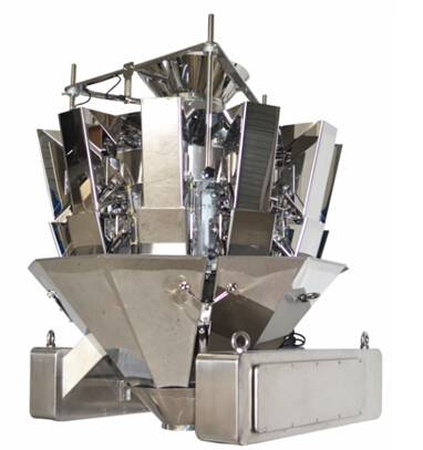 CBW-1A10 10 head modular weigher
