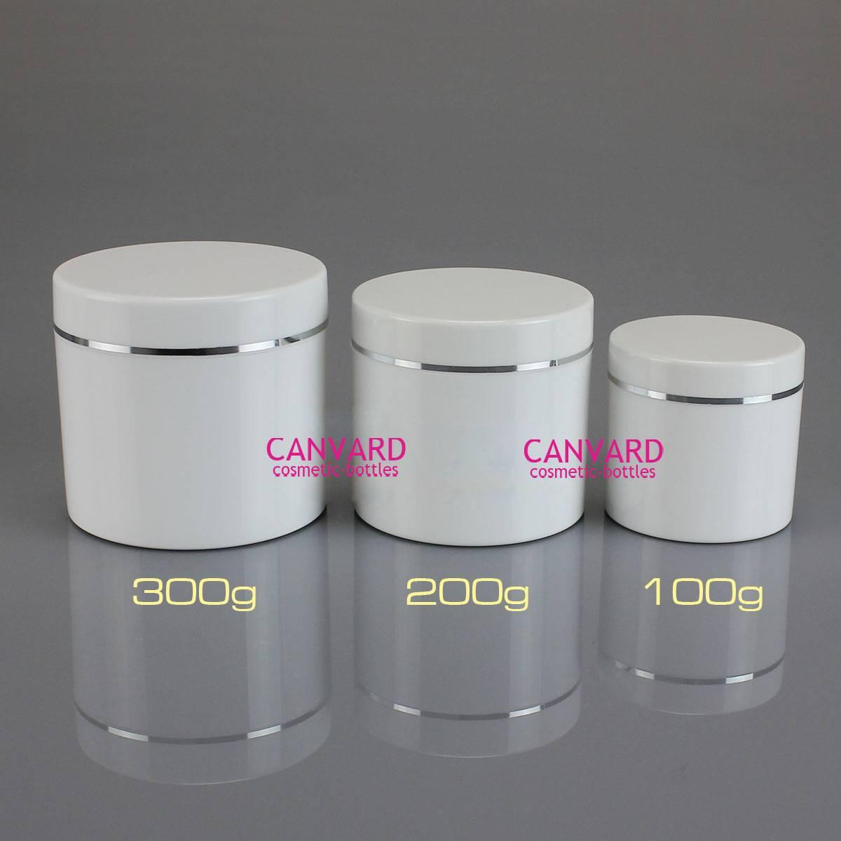 high quality cream jar, body massage plastic jar, body cream jar
