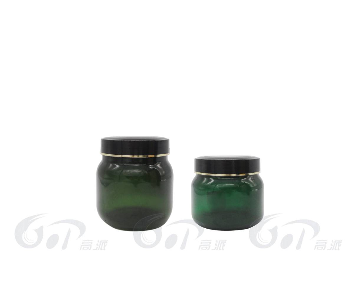 health beauty hair care plastic jars