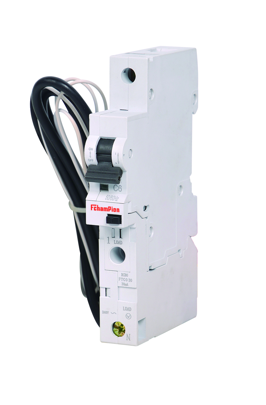 Fchampion brand HGL9DE-40 Earth Leakage Circuit Breaker popular in Iran and Turkey