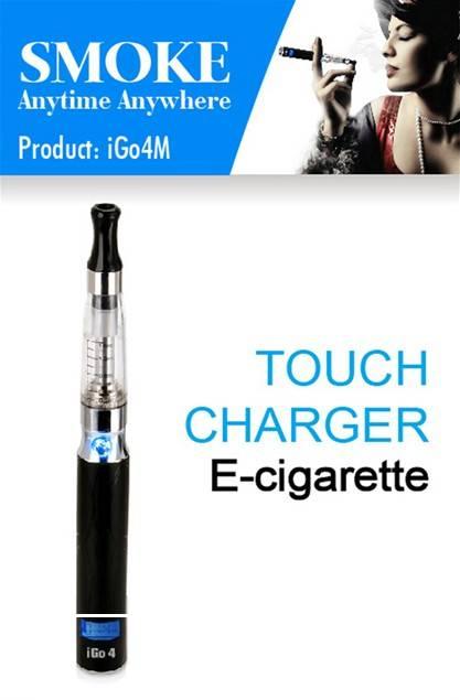 Touch charger iGo e-cigarette iGo4M