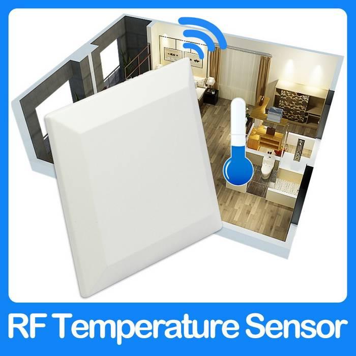 RF Temperature Sensor