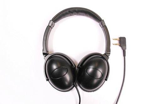 On-Ear Wired High Quality Aviation Headphones