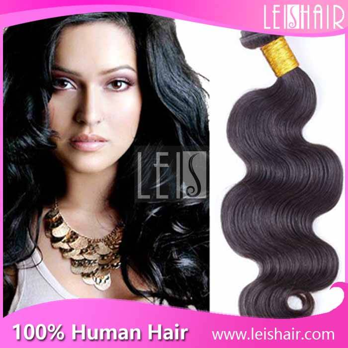 No Tangle and No Shedding 5A brazilian remy hair extensions