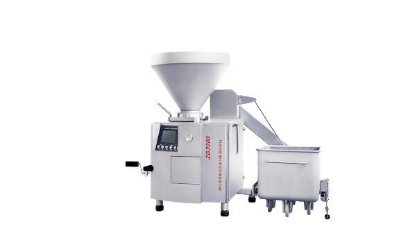 Commercial sausage filling machine / vacuum sausage stuffer machine/sausage making machine