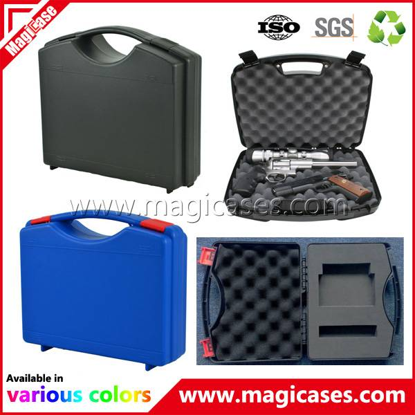 Click-lock plastic carrying case (MC102)