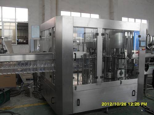 2000-30000BPH High Quality Automatic Filling Machinery For Water