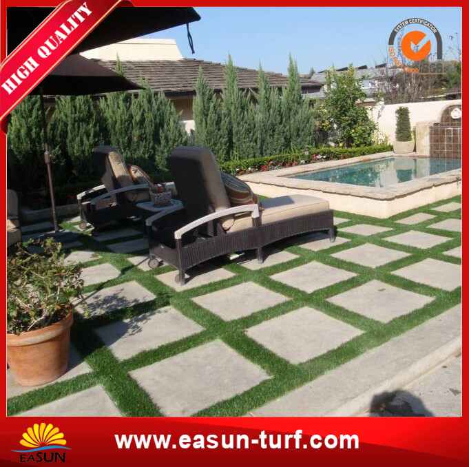 High Quality Artificial Lawn Synthetic Turf for Garden Decor-MY