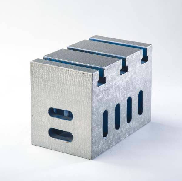 A Cavity Cube With 6 Working Surface Cast Iron Square Box