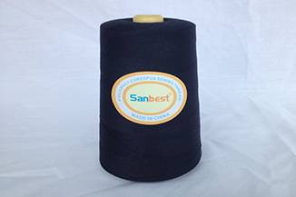 100% Mercerized & Gassed Cotton Sewing Thread, Long Staple Cotton, for Sewing Cotton Garments