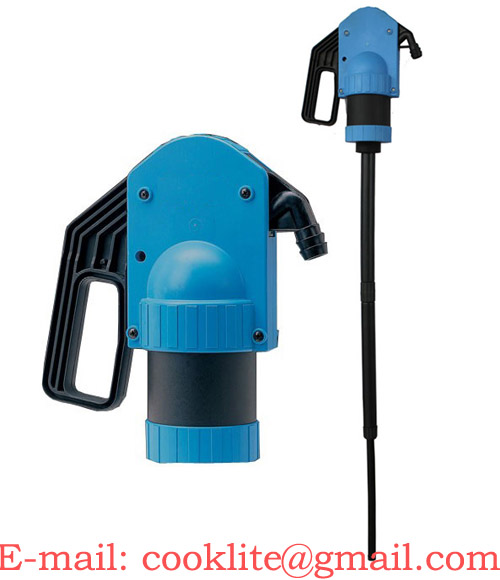 Lever Drum Pump / Barrel Pump / Hand Adblue Pump - 18mm 16L/Min