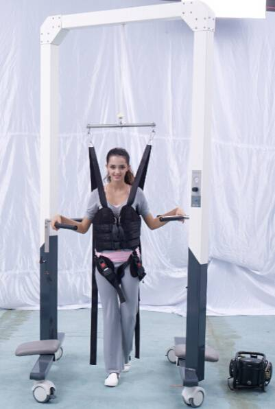 Unweighing System - Partial Body-Weight Support - Physical Medicine
