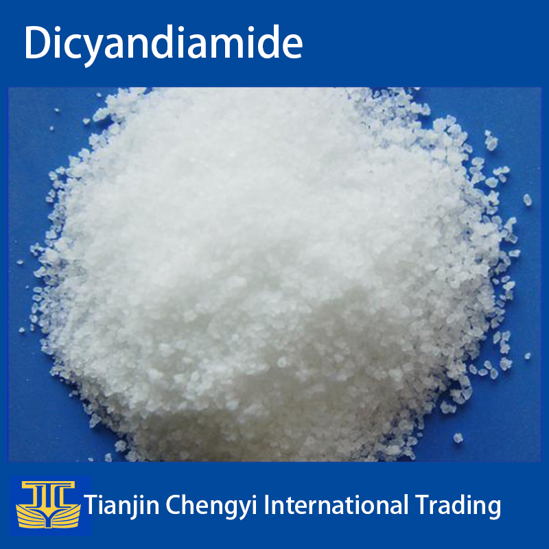 Manufacturer of China quality dicyandiamide with best price