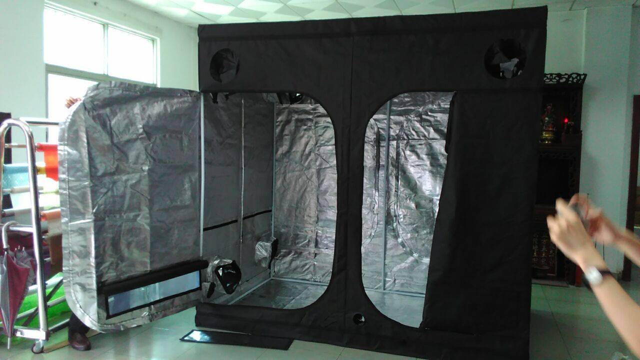 Home&graden hydroponics  indoor  easily assembled grow tent
