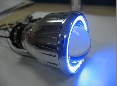 HID Bi-projector xenon light
