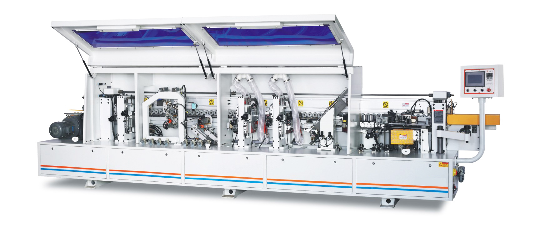 2108 Best Selling Automatic Edge Banding Machine Qingdao Factory