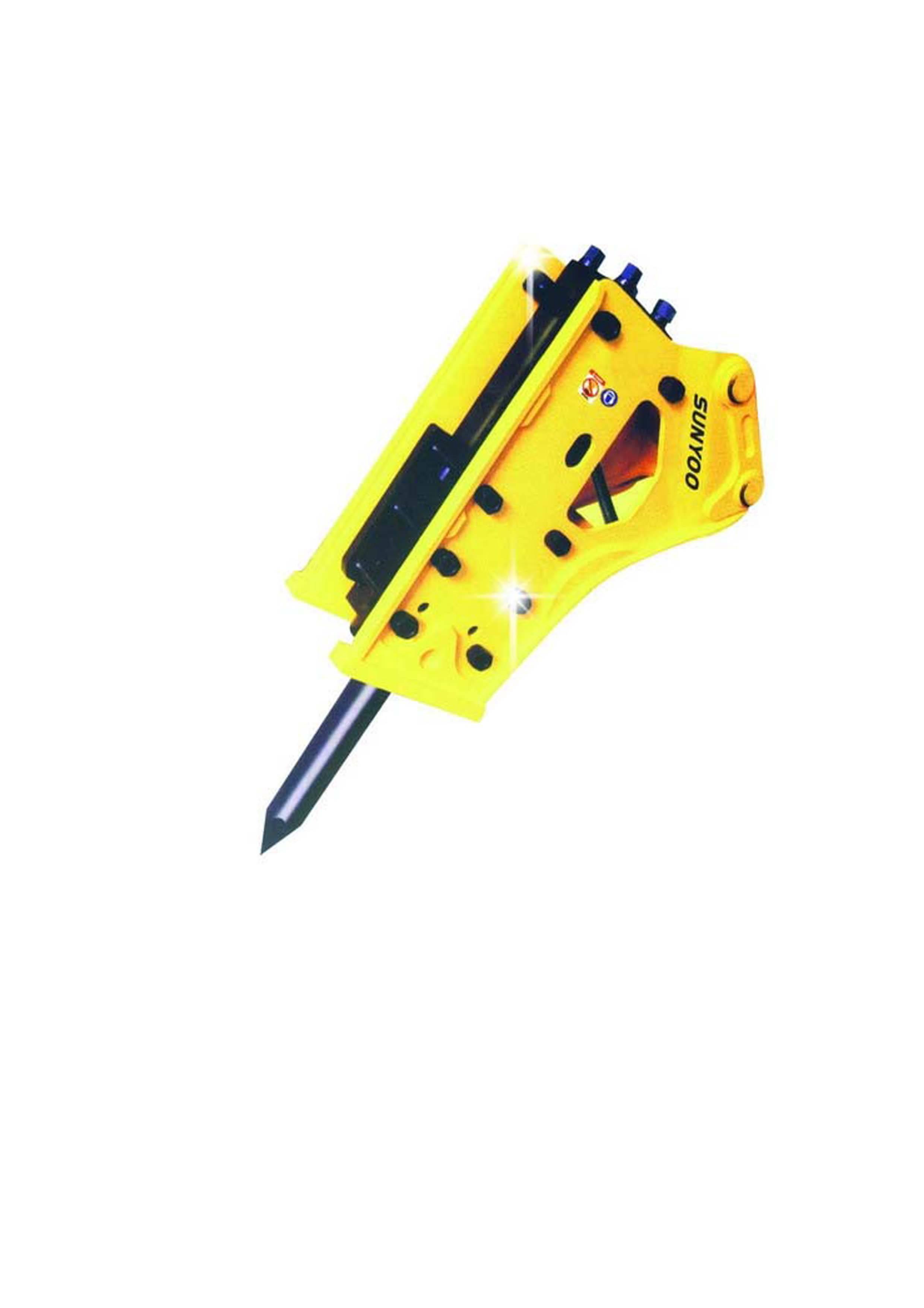 hydraulic  breakers hammers SUNYOO