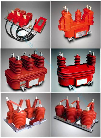Combination of voltage transformer and current transformer(0.5-40.5KV