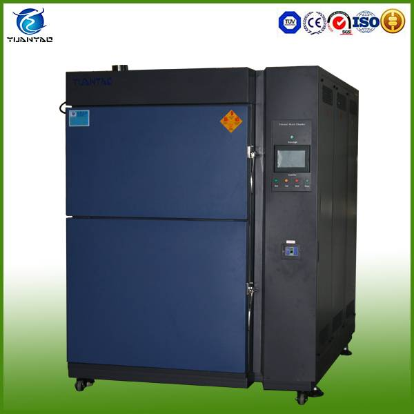 Liquid type thermal shock test chamber