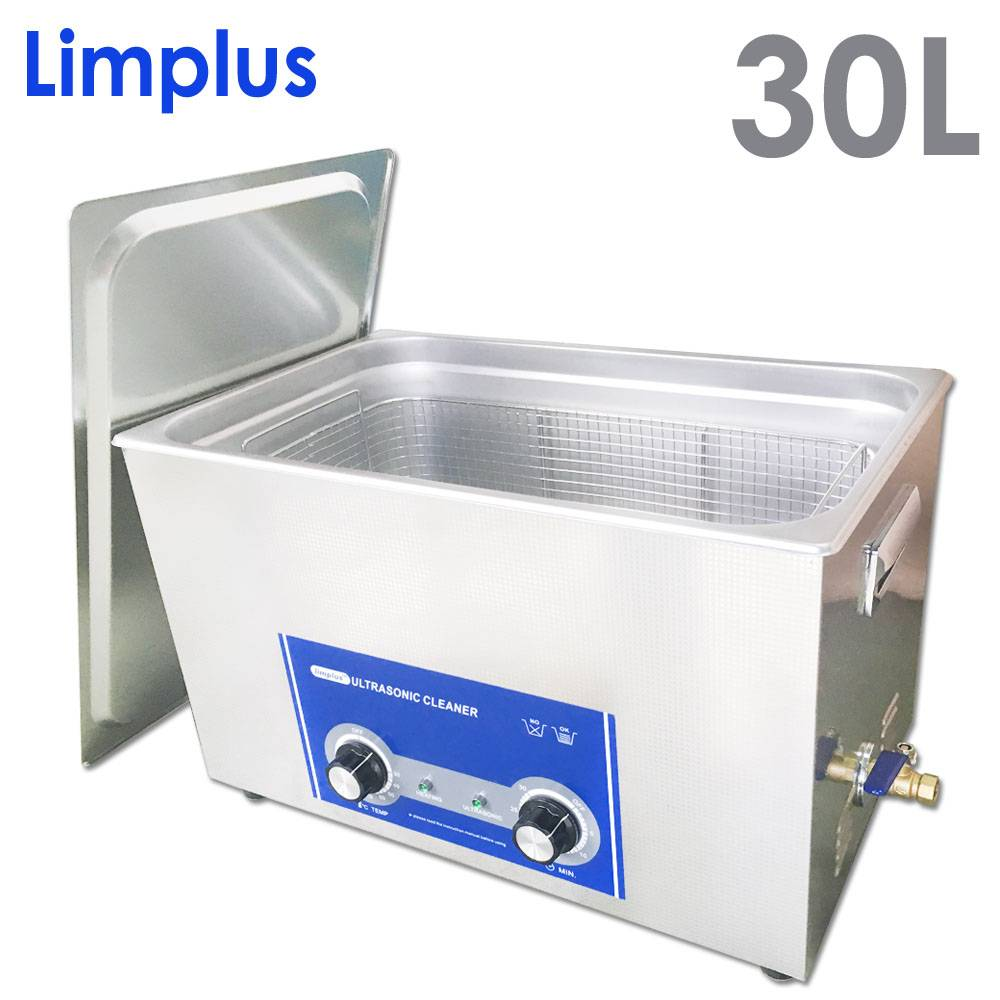30Liter Limplus Ultrasonic Cleaning Machine For Engine Block Cleaning