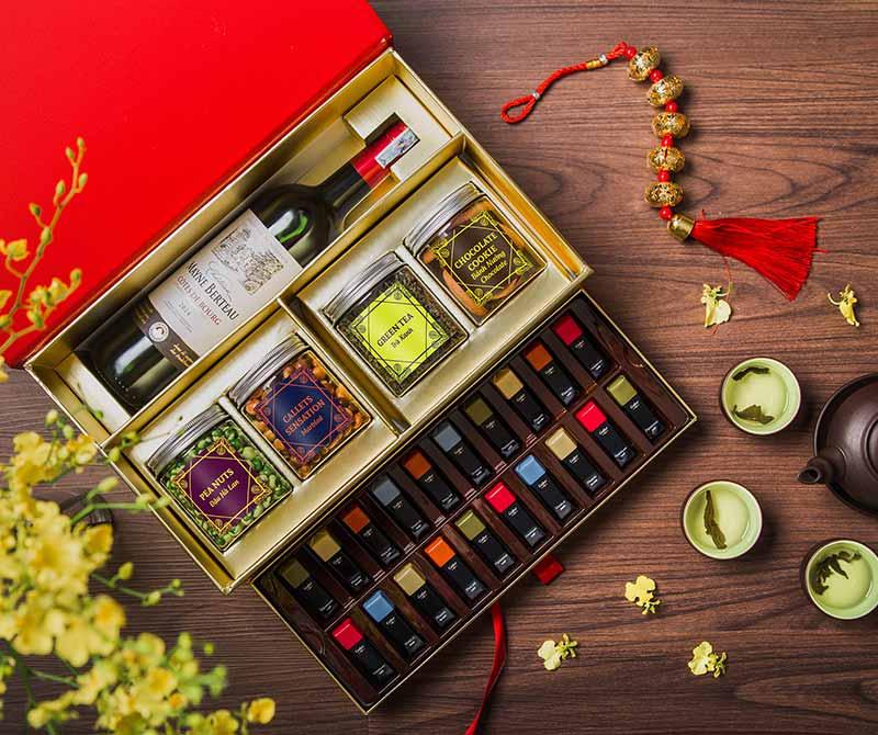 Elegant Top Quality Price Cutting Custom Printing Logo Paper Chocolate Boxes