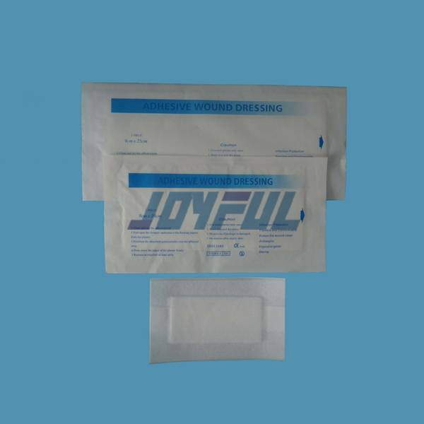 High Quliaty Nonwoven Adhesive Wound Dressing with Good Price with Various Sizes