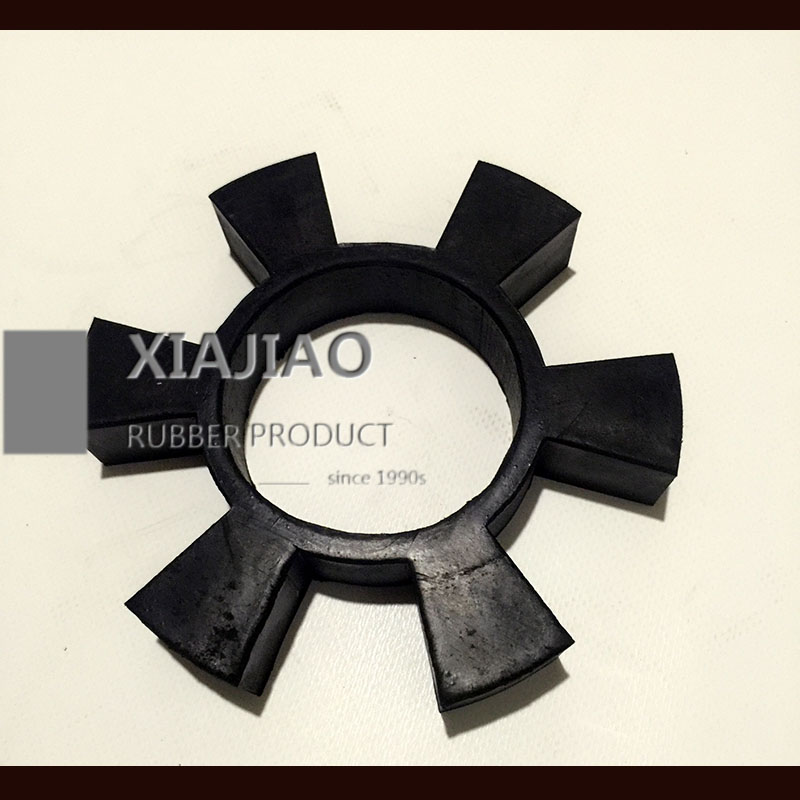 rubber coupling T-style