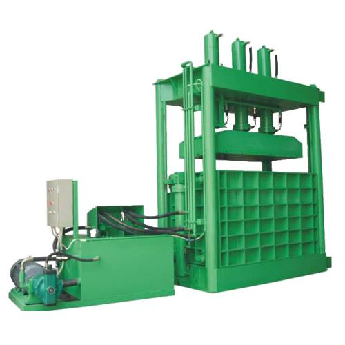 Tub-type Press Baling Recycling Machine for waste paper aluminium