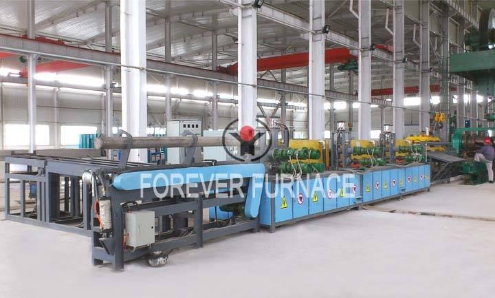 Steel bar forging heating,steel bar forging heating furnace