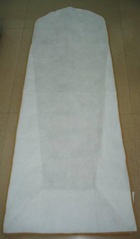 Non-woven bridal covers