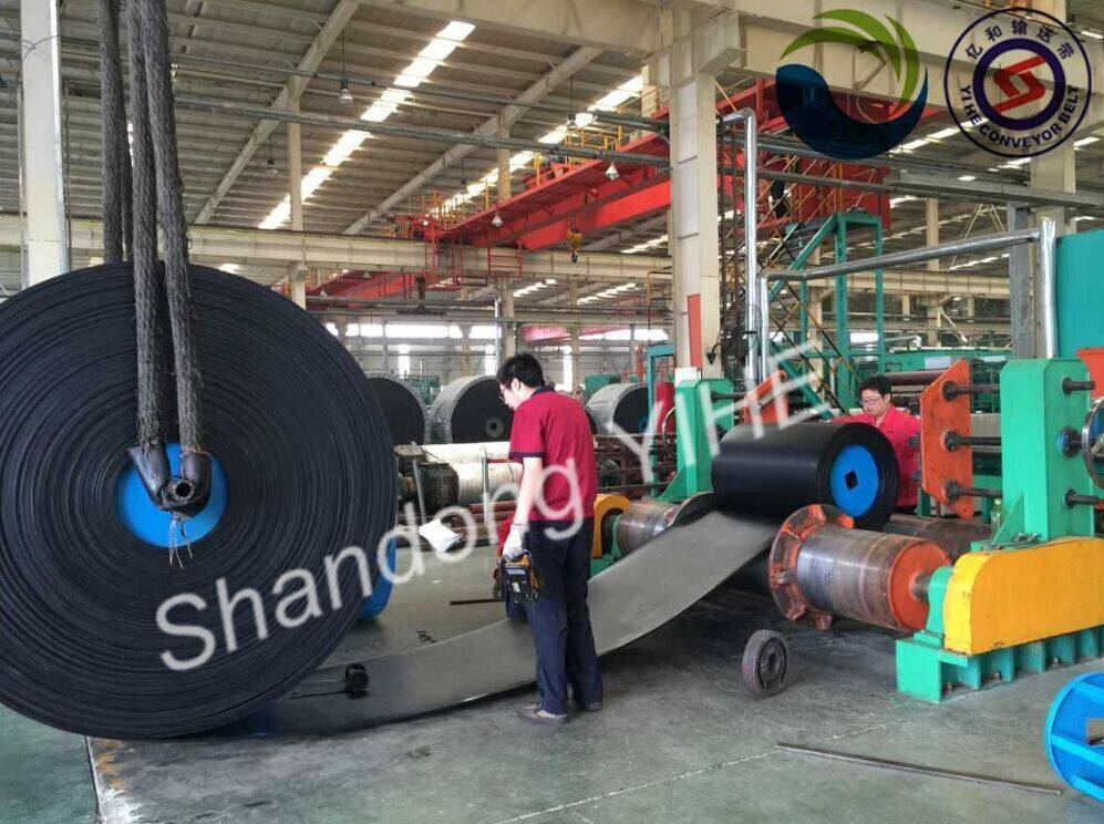 Cotton (CC) conveyor belt