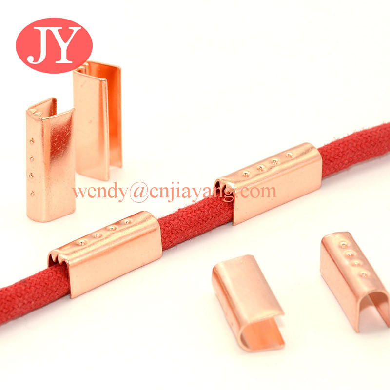 Guangdong factory price TPU aglet for hoodie cord